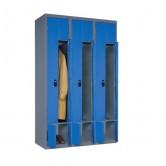 casier vestiaire metallique portes L