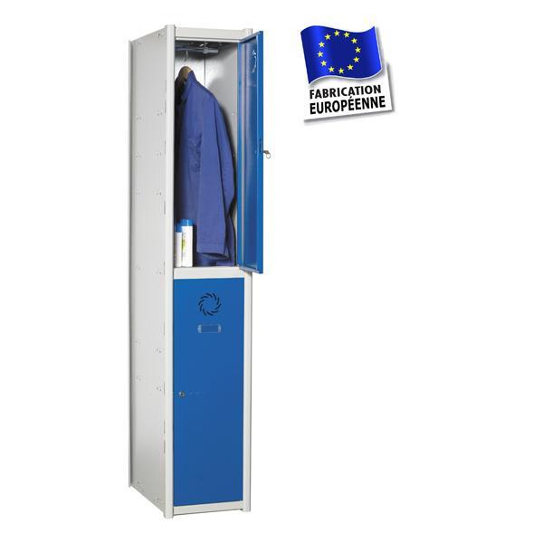 Vestiaire armoire m tallique casier m tallique de qualit - Armoire vestiaire metal 2 portes ...