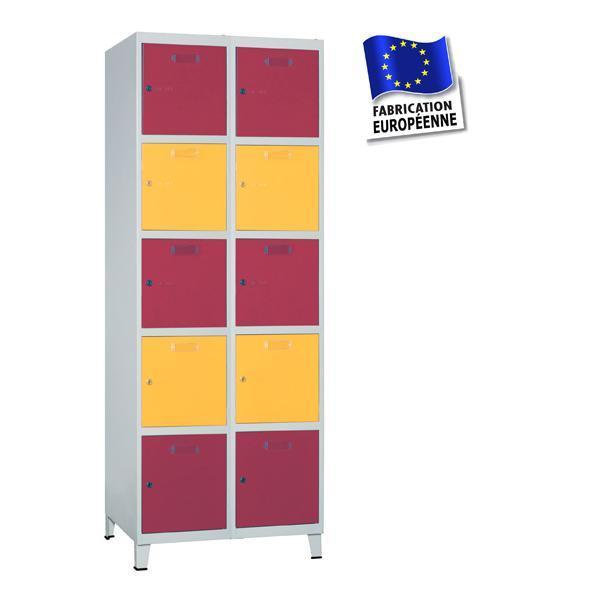 vestiaires armoires m talliques casiers m talliques de qualit s. Black Bedroom Furniture Sets. Home Design Ideas