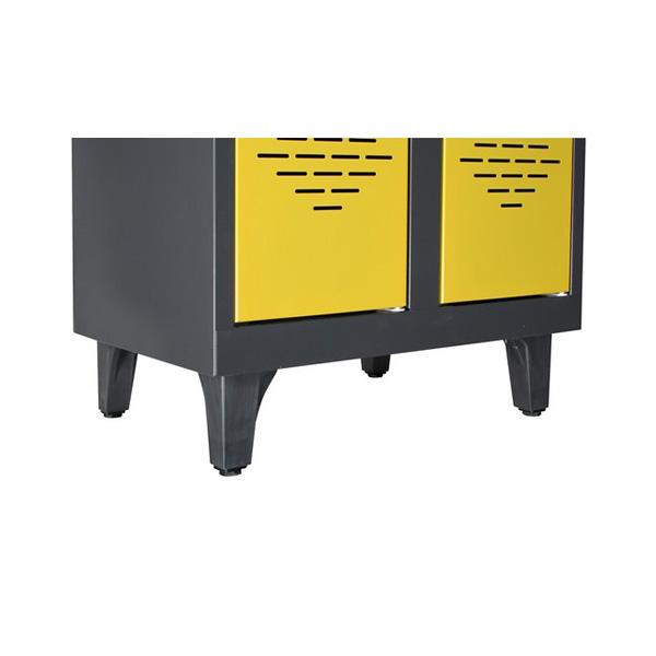 kit pieds pvc pour meubles m talliques tr s solide de bonne qualit. Black Bedroom Furniture Sets. Home Design Ideas