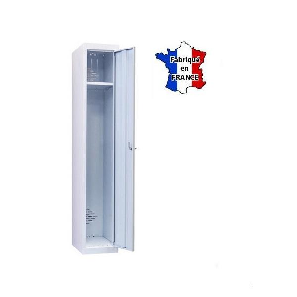 Vestiaire metaliique de bureaux professionnel armoire - Vestiaire metallique 1 porte ...