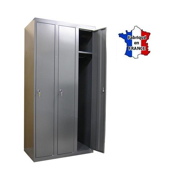 vestiaires metallique de bureau professionnel casier en m tal mobiliers de bureaux armoire. Black Bedroom Furniture Sets. Home Design Ideas