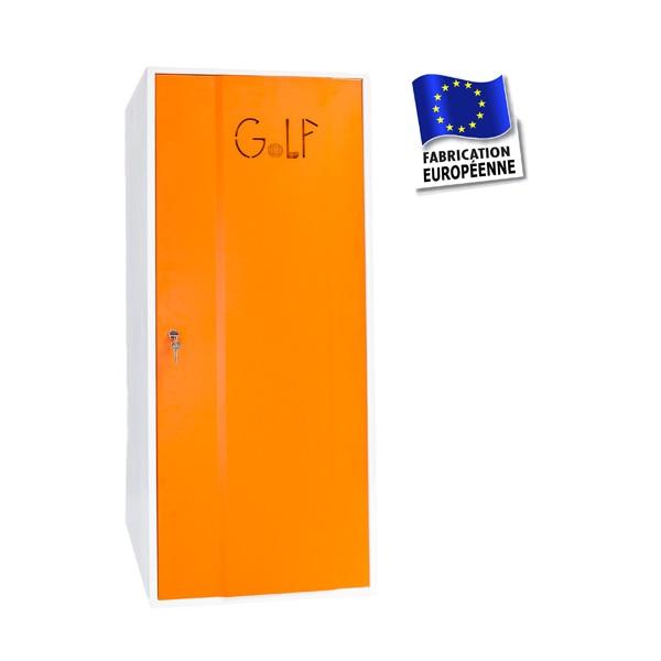 vestiaire metallique pour le golf casiers pour. Black Bedroom Furniture Sets. Home Design Ideas