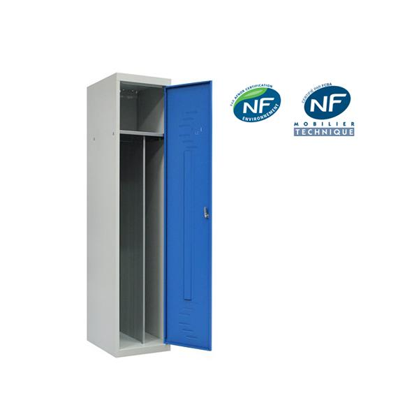 Vestiaire m tallique industrie sale armoire metallique for Porte local piscine