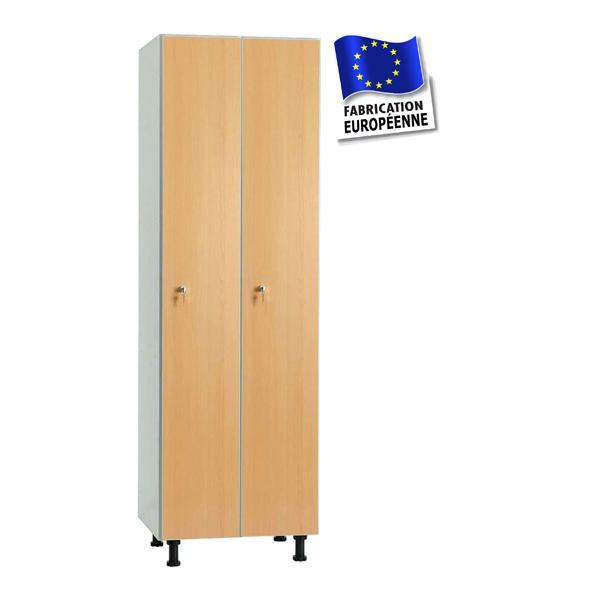 vestiaire en bois m lamin casier en bois m lamin. Black Bedroom Furniture Sets. Home Design Ideas