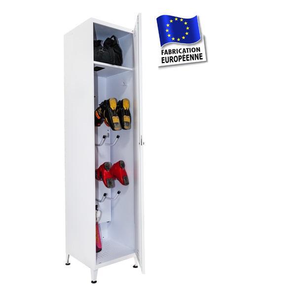 vestiaires m talliques pour le ski armoires de. Black Bedroom Furniture Sets. Home Design Ideas