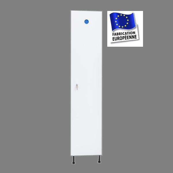 Vestiaire en plastique pvc armoire et casier en pvc - Vestiaire metallique 1 porte ...